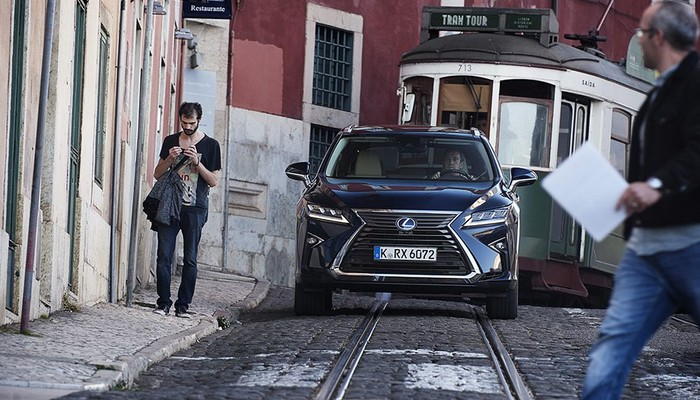 Lexus RX ile yeni sayfa açacak