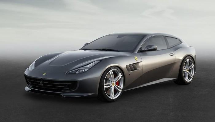 690 beygirlik yeni Ferrari