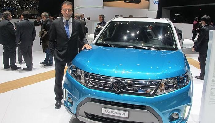 Suzuki fiyatlarını Cenevre'de açıkladı