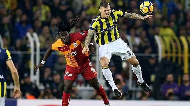 Fenerbahçe 0 - 0 Galatasaray (MAÇ ÖZETİ)
